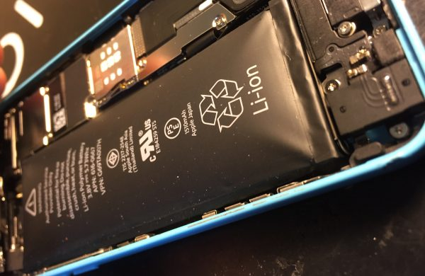 Watch Your Battery! (Click for more info)